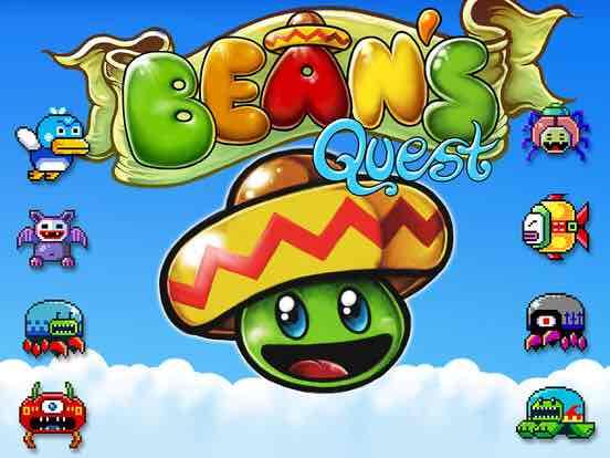 [iOS] Bean's Quest kostenlos statt 2,99€