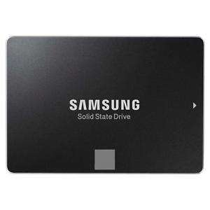 Samsung 850 Evo Series 500GB Basic, SSD, 2.5 Zoll, 540 MB/s 520 MB/s, 512 MB