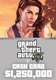 GTA V (Rockstar Social Club) + Great White Shark Cash Card (1,25 Mio $) für 22,45€ [Gamersgate]