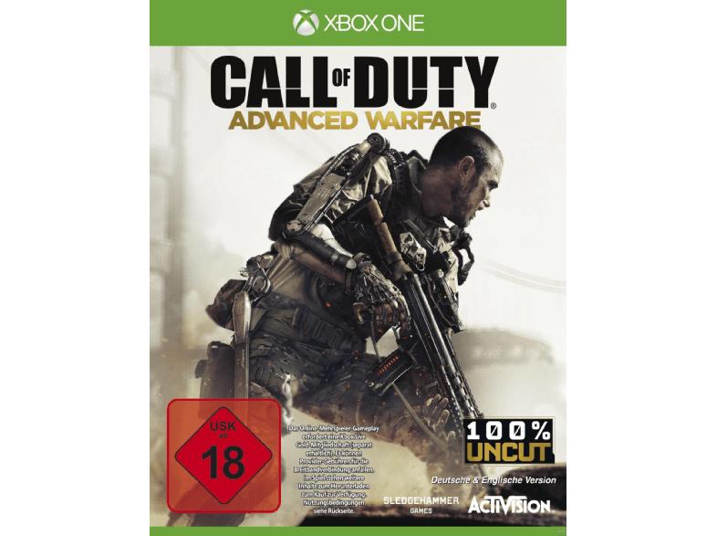 Call of Duty : Advanced Warfare (Xbox One) für 10€ (Saturn)