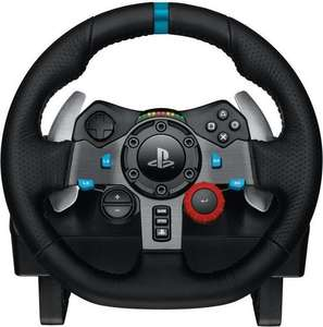 Logitech G29 Driving Force (PS4 + PS3 + PC) für 175,88€ [Amazon.co.uk]