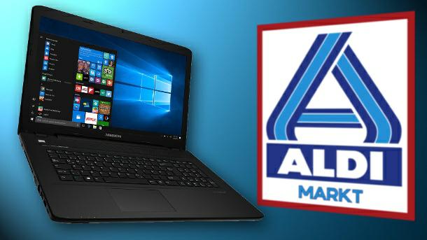 "Aldi-Nord 25560 Schenefeld: Medion P7648 Erazer Gaming Notebook i7-7500U 256GB SSD 1TB 16GB RAM 4GB Grafik 17"" FHD IPS"