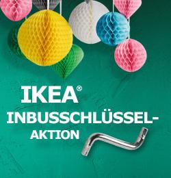 [Lokal IKEA Frankfurt] Inbusschlüssel Aktion mit 10 € Gutschein