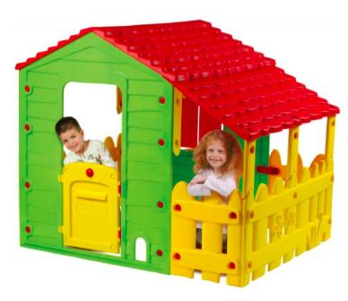 Farmhaus mit Gartenzaun von Starplay für 73,53€ inkl. VSK bei [SpieleMax]