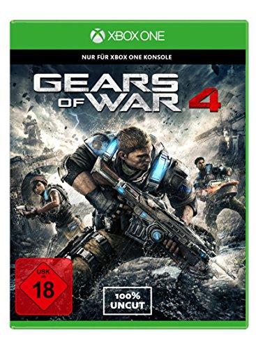 Amazon / Gears of War 4 - [Xbox One] inkl. Versand (20€) / Österreicher können sich zB die 5€ gutschreiben lassen über den Support..
