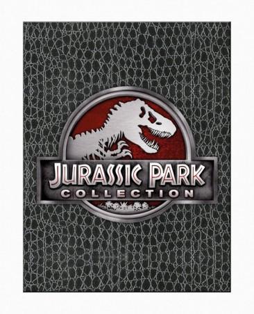 Jurassic Park Collection: Limited Dino Skin Edition (1-3) (Bluray) für 12,99€ [Media-Dealer]