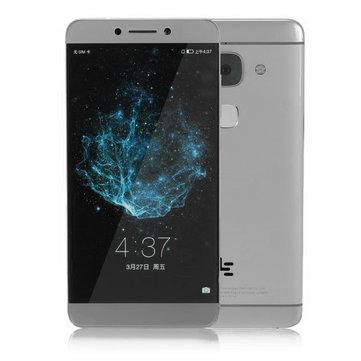 LeEco Le Max 2 X829, 5.7', Grau/Gold, Snapdragon 820 Quadcore, 4GB RAM, 64GB ROM, ohne B20 [Banggood]