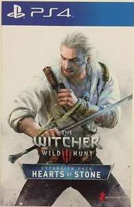 The Witcher 3: Wild Hunt - Hearts of Stone Expansion Pack (PS4) für 4,35€ [CDKeys]