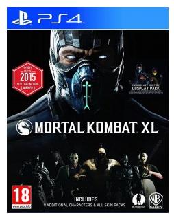 Mortal Kombat XL (PS4) für 15,23€ (MyMemory)