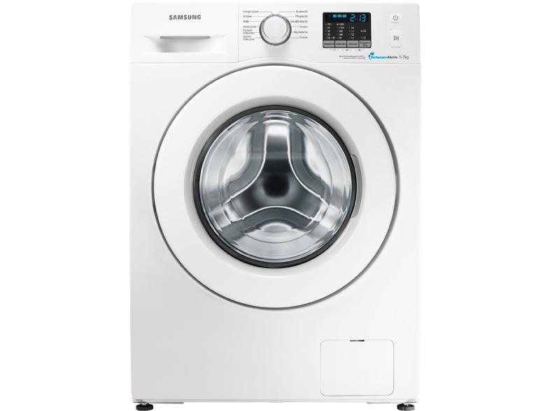 Samsung WF70F5E0R4W/EG Waschmaschine (7kg, 1400U/min, Waschwirkungs- und Schleuderklasse B, EEK A+++) für 299€ + 30€-Coupon versandkostenfrei [Mediamarkt]