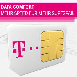 Data Comfort M,L (CombiCard) mit Playstation Pro 1 TB oder bis zu 450 € Auszahlung - Telekom Datendeals