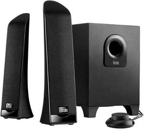 Hercules 2.1 Slim (2.1 Lautsprecher, 60 W) Amazon.de