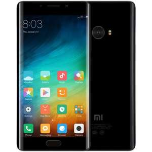 Xiaomi Mi Note 2, Global Version, 6 GByte RAM, 128 GByte Speicher
