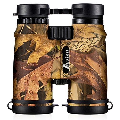 BNISE Fernglas Große HD 10X42 BAK4 Prismenlinse, wasser, und staubdicht Anti-Fog, für Konzerte, Vogelbeobachtung , Sport im Freien