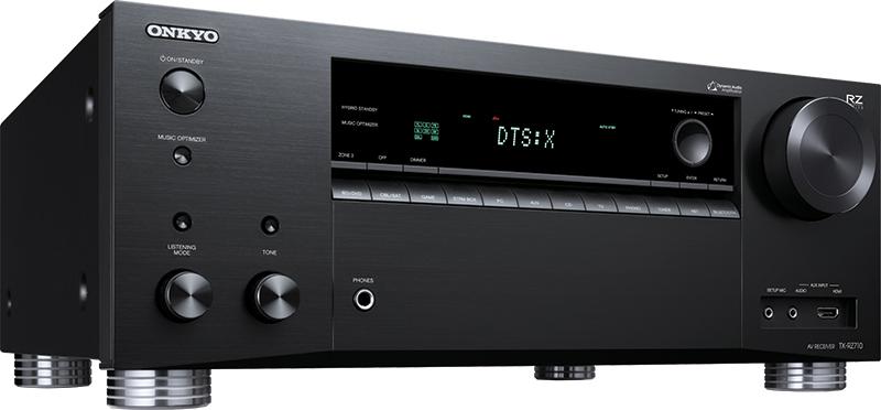 Onkyo TX-RZ 710 für 549€ @ eBay - 7.2 AV-Receiver THX 4K WiFi BT Dolby Atmos