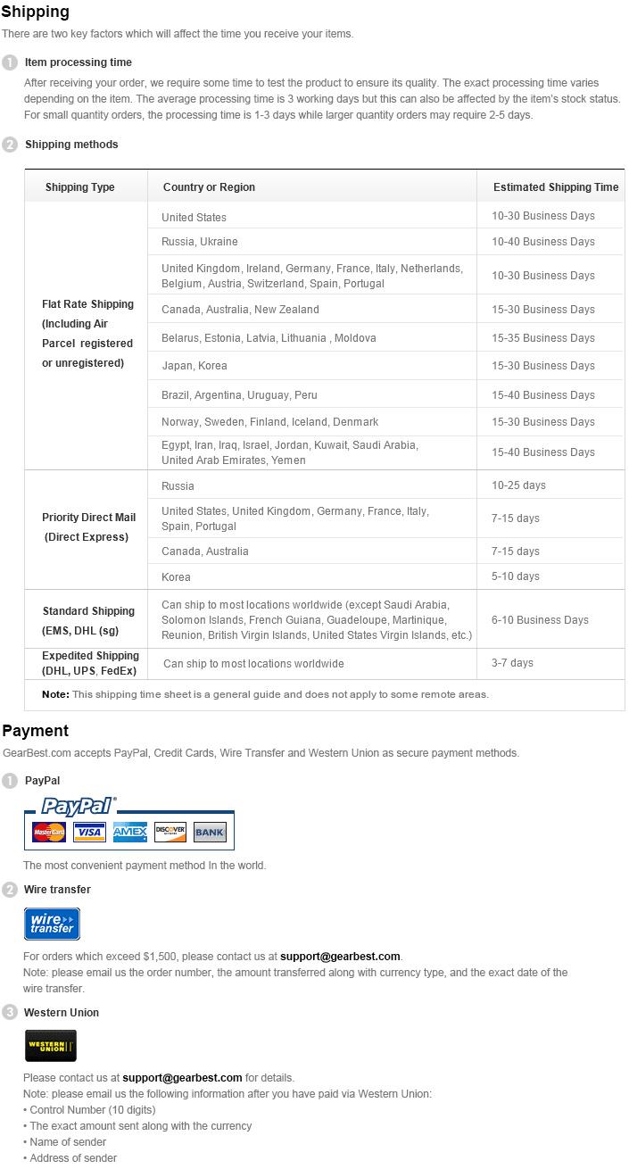 Zeblaze ZeBand BLE 4.0 - Fitnessarmband