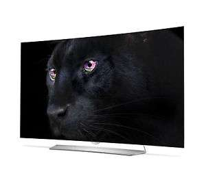 LG 65EF950V 165,1 cm (65 Zoll) 3D 2160p (UHD) UHD OLED Internet TV, Neu