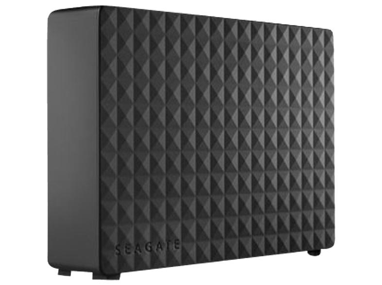 [saturn] Seagate Expansion Desk Rescue 4TB - Externe Festplatte, 3,5 Zoll, USB 3.0 (STEB4000201) für 109€ statt 130€