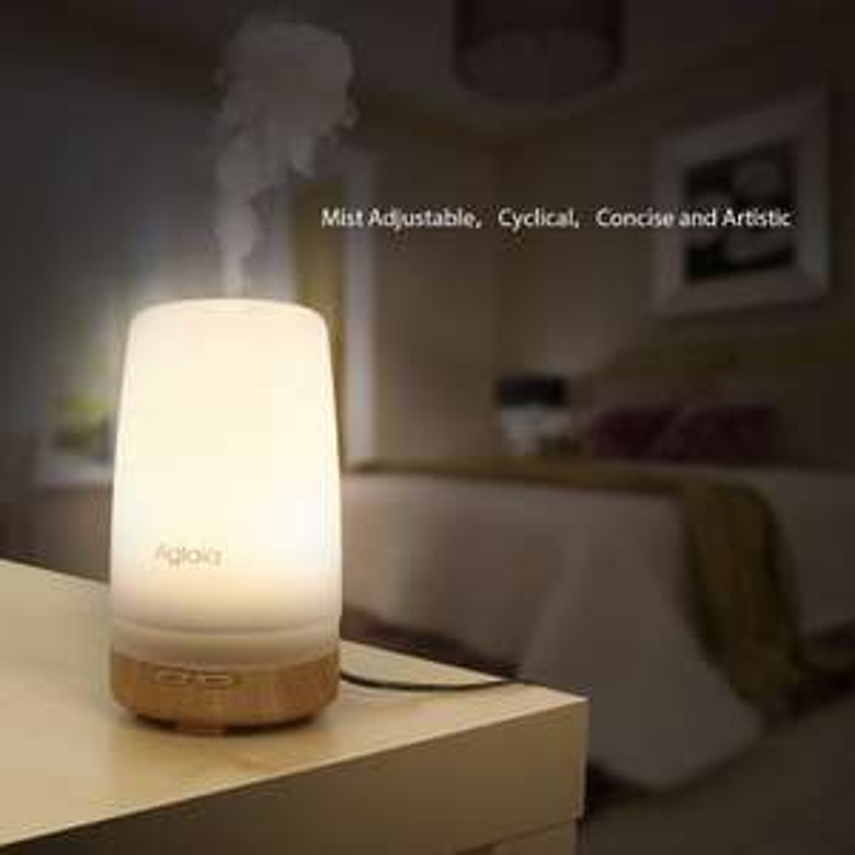 AUKEY Aroma Diffuser Ultraschall Luftbefeuchter [Amazon Blitzangebot]