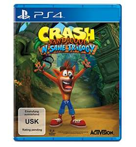 Amazon Prime - Crash Bandicoot PS4 Vorbestellung 35,99€