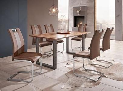 VSKfreie Lieferung für Möbel ab 199€ bei XXXL, z.B. Tisch aus Akazienholz für 199€