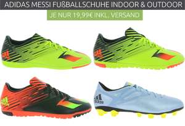 Adidas Messi Indoor & Outdoor Fußballschuhe @outlet46