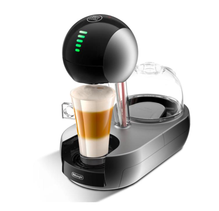 De'Longhi Stelia EDG635.S Kaffeemaschine in Silber für 42,94€ inkl. Versand mit 10€ Gutschein für den Nescafe Dolce Gusto Shop