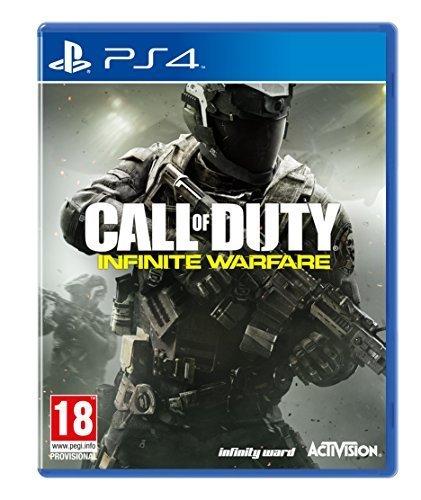 Call of Duty: Infinite Warfare (PS4 / XBO) für 20,30€ [Amazon.co.uk]