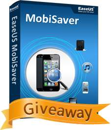 PC/MAC EaseUS MobiSaver for iOS Pro Lizenz – gratis 24 Stunden Giveaway
