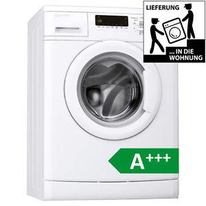 Bauknecht WAK 74 Waschmaschine, A+++, Frontlader, 7kg für 299€ inkl. Lieferung in die Wohnung statt 488,90€ auf ebay