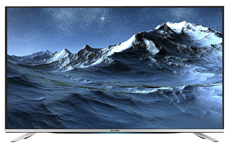 SHARP LC-43CFG6452E 109 cm (43 Zoll / Direct-LED) Fernseher (Full-HD)  | PVG 419,99