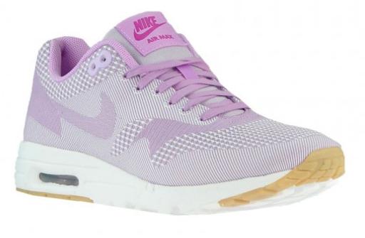 Nike Damen Air Max 1 Ultra Jacquard Schuhe in frühlingshaftem Fliederlila (Gr. 36-42) für 79,99€ statt 99€