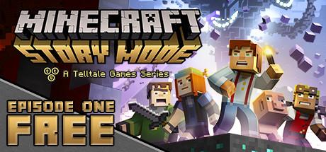 Minecraft: Story Mode - A Telltale Games Series 60 % Rabatt