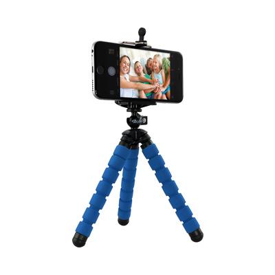Rollei Flexibles Mini Stativ inkl. Kugelkopf und Smartphone-Adapter für 2,99€ (Rollei)