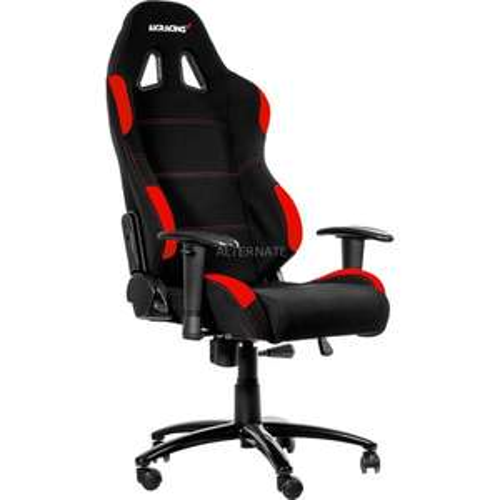 [ZackZack] AKRACING Gaming Chair (schwarz | schwarz/rot) | PVG 235,85