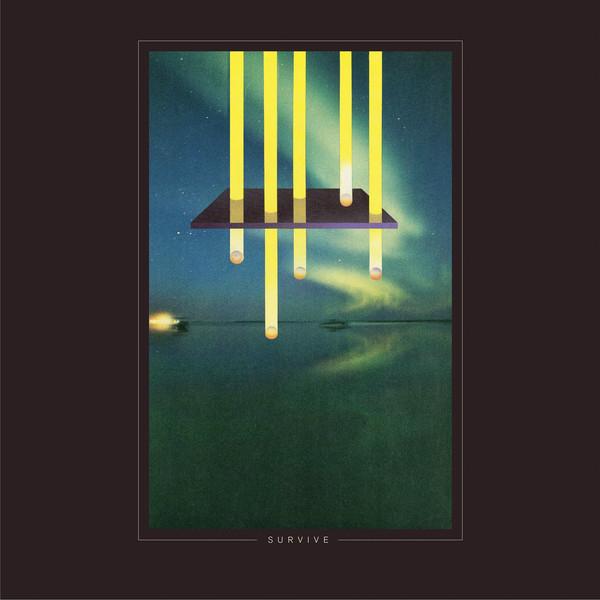 SURVIVE - RR7349 - CD - 5,55 Euro (Saturn / Amazon)
