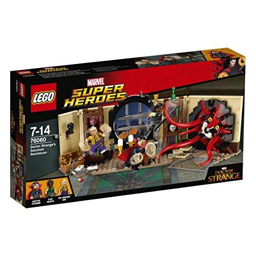 LEGO Marvel Super Heroes 76060 - Doctor Strange und sein Sanctum Sanctorum für 24€ inkl. VSK via [Amazon Spanien]