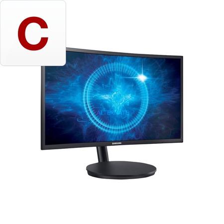 "Samsung 23,5"" Curverd-Monitor 1920 x 1080, 1ms, 144Hz, FreeSync C24FG70FQU"
