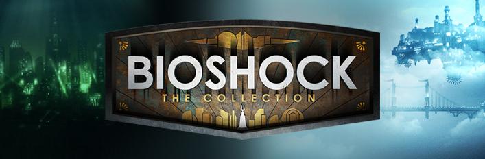 BioShock: The Collection für 15€ direkt auf [Steam]