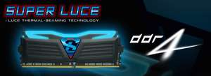 DDR4-RAM GeIL Super Luce, 2 x 8 GB, DDR4-2400, CL16 @ computeruniverse.net