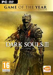 Dark Souls III, inklusive Season Pass in der Fire Fades Edition PC CD Steam Key in der Box