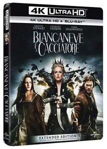 [Ebay.de] Snow White and the Huntsman 4k Blu Ray UHD Extended Edition deutsch NEU + OVP