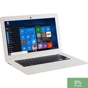 "[Plus] Verico UniBook 14 14"" HD TN-Display, Intel Quad-Core, 2GB RAM, 32GB Flash, WLAN, Windows10"