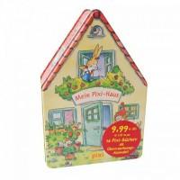 Mein Pixi-Haus mit 16 Pixis für 4,99€ bei [kinderbuch.eu] versandkostenfrei ab 10€ + Beispiele im Deal *UPDATE*