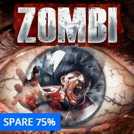 [PSN DE] PS4 Zombi für 4,99 EUR