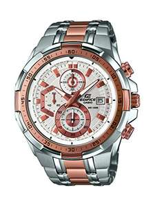 Casio Edifice EFR-539SG-7A5VUEF Herren-Armbanduhr für 51,87€ [Amazon.it]