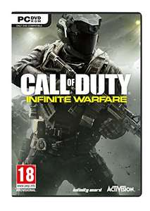 Call of Duty: Infinite Warfare (PC DVD) für 14,64€ (Amazon.co.uk)