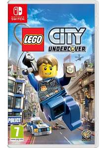 LEGO City Undercover (Switch) für 41,47€ inkl. VSK (Base.com)
