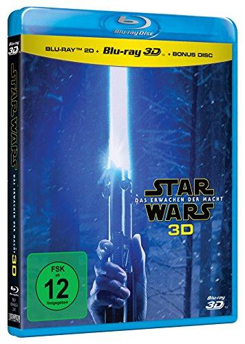 [Amazon] Star Wars - Das Erwachen der Macht 3D (+ 2D-Blu-ray + Bonus-Blu-ray)