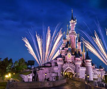Günstig ins Disneyland Paris 1Nacht und 1Tages-Eintritt